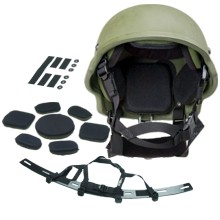 Ballistic Helmet Upgrades Ordering