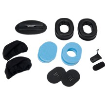 Civilian Aviation Headset Components