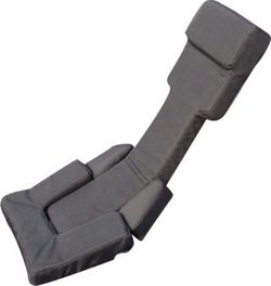 Coal Hauler Seat Cushion System