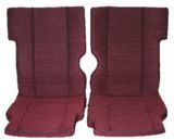 Cozy Aircraft Un-upholstered Seat Cushion System