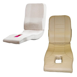 Glasair II/III Un-upholstered Seat Cushion System
