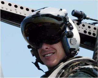 Oregon Aero ZetaLiner is standard in JHMCS helmet