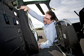 Oregon Aero Certified Helicopter Seat Cushion