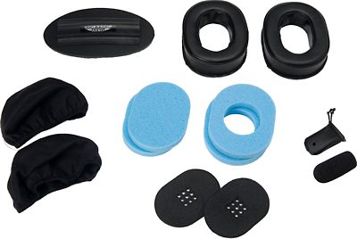 Oregon Aero Complete Headset Kit Components