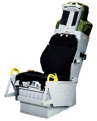 F-22 Raptor APECS I Ejection Seat Cushion