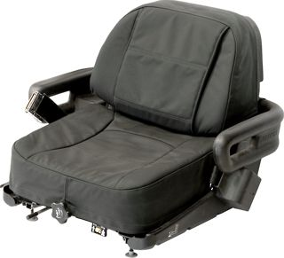 Oregon Aero Forklift Seat Cushion System