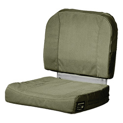 Humvee Front Passenger Seat Cushion System