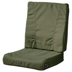 Humvee Rear Passenger Seat Cushion System