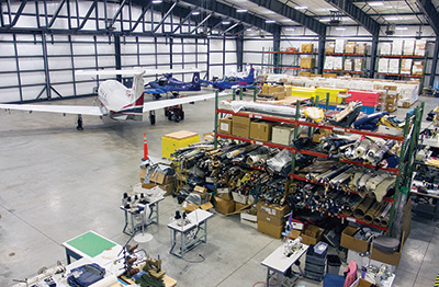 Oregon Aero Repair Station
