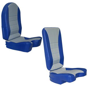 Van's RV-4 Un-upholstered Seat Cushion System