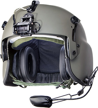 Upgraded HGU-56P Helmet