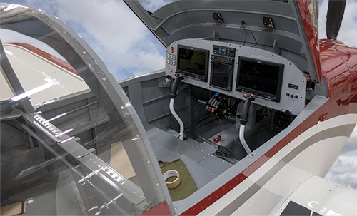 Vanu0027s RV 14 Interior