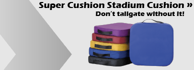 Oregon Aero Super Cushion Stadium Cushion